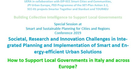 How to Support Local Governments in Italy and across Europe? tickets