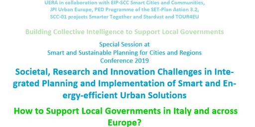 How to Support Local Governments in Italy and across Europe?