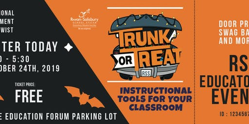 RSS Trunk or Treat (Educators Only)