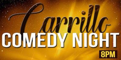 Santa Barbara Carrillo Comedy Night -- Friday, December 13, 2019