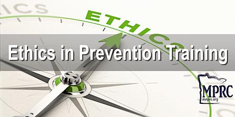 Ethics in Prevention Training- Bemidji tickets