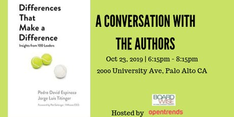 A Deep Look at Why Inclusion and Diversity Matter: A Conversation with the Authors tickets