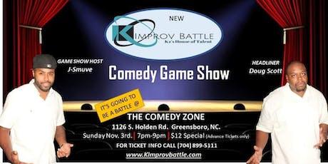 Kz's Improv Comedy Game Show tickets