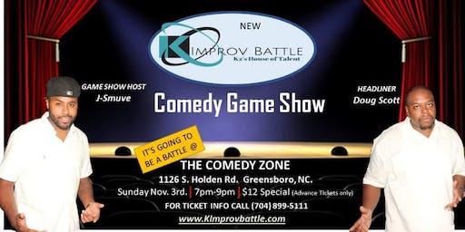 Kz's Improv Comedy Game Show