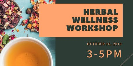 Herbal Wellness Workshop tickets