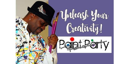 Poncho Paint Party #20  (2019-10-25 starts at 8:00 PM)