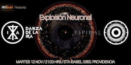 Explosión Neuronal entradas