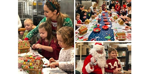Gingerbread Decorating Party! (2019-12-14 starts at 11:00 AM)