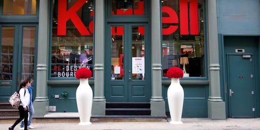 Kartell Art Show on October 3rd @39 Greene