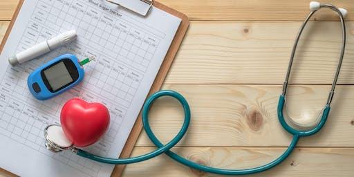 CANCELED: 15-Minute Health Screening