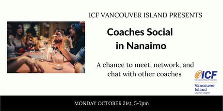 Coaches Social - Nanaimo tickets