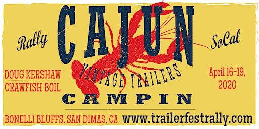 Trailerfest Cajun Campin Vintage Trailer Rally
