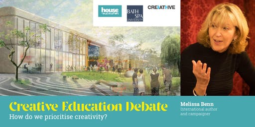 Creative Education Debate – How do we prioritise creativity?