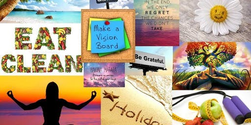 Everyone is Creative; Vision Board Event 2020