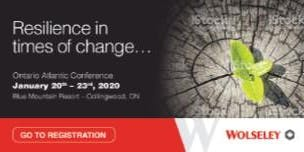 Ontario/Atlantic Sales, Management & Partner Collaboration Rendezvous