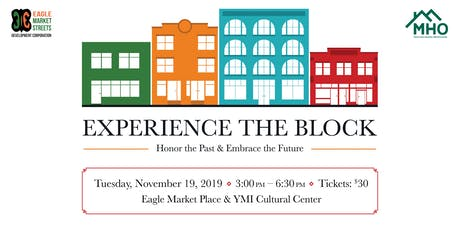 Experience the Block tickets