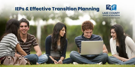 IEPs & Effective Transition Planning tickets
