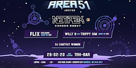 Area 51 Invites Netrek billets