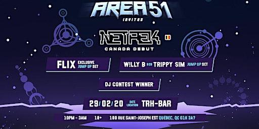 Area 51 Invites Netrek