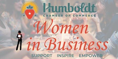 Women in Business 11/7/19 tickets