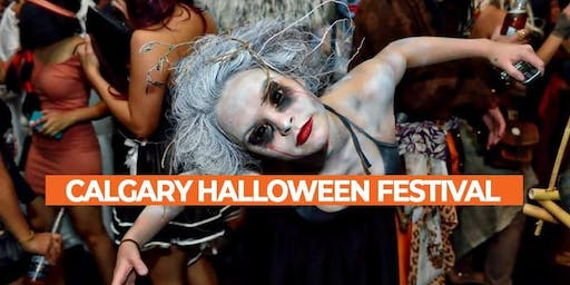 CALGARY HALLOWEEN FESTIVAL | BIGGEST HALLOWEEN EVENTS IN THE CITY! |