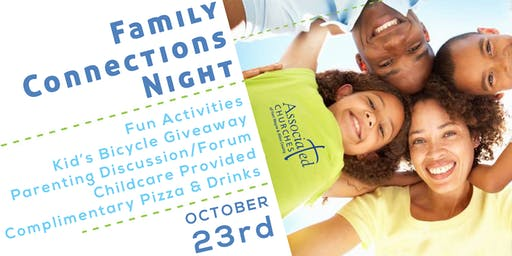 Family Connection's Night - 10/23/2019