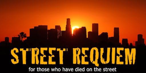 LGCSF presents Street Requiem