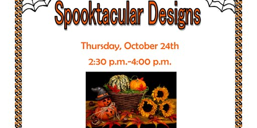 Spooktacular Designs
