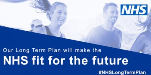 Hampshire & Isle of Wight NHS Long Term Plan Event