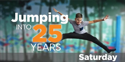 Jumping Into 25 Years