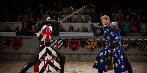 Office Outing @ Medieval Times