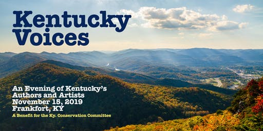 Kentucky Voices: An Evening of Kentucky Authors and Artists
