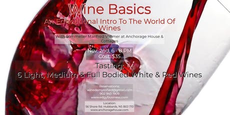Wine Basics tickets