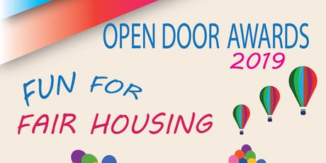Open Door Awards 2019 tickets