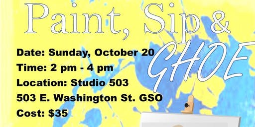 Paint, Sip & GHOE with LOAT!