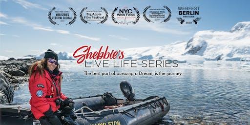 San Diego Premiere: Shebbie's Live Life Series