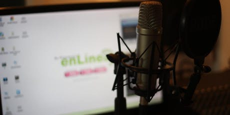 Podcasting For Beginners tickets