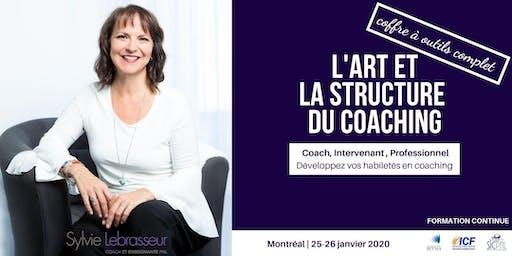 L'art et la structure du coaching