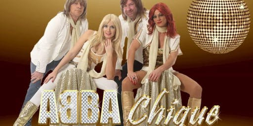 Whitchurch Sports and Social Club present ABBA Chique