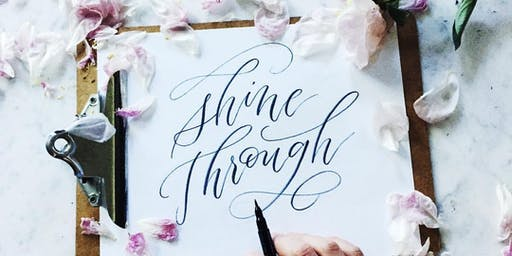 Beginners Brush Lettering