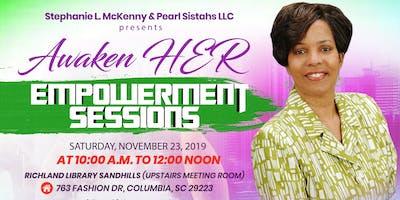 Awaken Her Empowerment Sessions