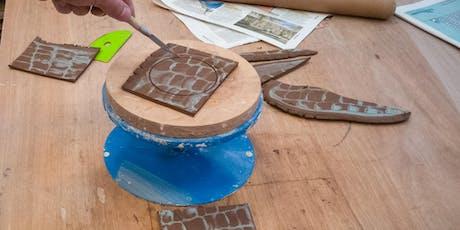 Ceramics: Handbuilding taster tickets