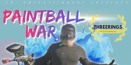 Dez Stanley's 24th Birthday - Paintball War tickets