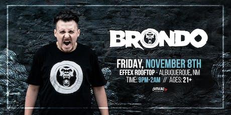 Brondo (Albuquerque, NM) tickets