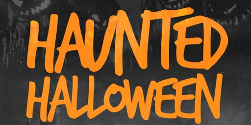 "10/25- ""HAUNTED HALLOWEEN"" @ COLISEUM"