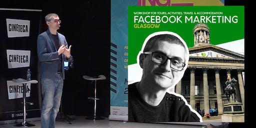 Facebook Ads for Tourism Marketing Workshop - Glasgow