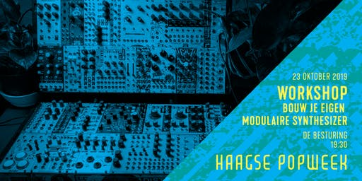 Workshop: bouw je eigen modulaire synthesizer