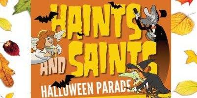 Decatur HAINTS & SAINTS Halloween Parade