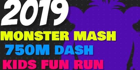 Monster Mash 750m Dash tickets