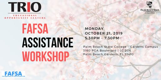 FAFSA Assistance Workshop